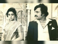 When Sridevi Was Paid More Than Rajinikanth South Indian Film