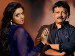 Ram Gopal Verma Fumes On Sridevi S Death Here Is Some Details On Their Relationship