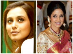 Rani Mukherjee Remembers Sridevi Who Nick Named Her As Ladoo