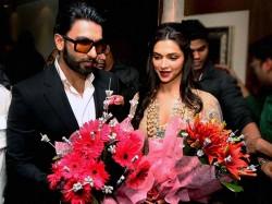Deepika Clears Her Engegment Gossip Air With Classic Way