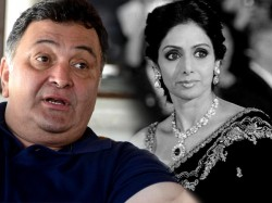 Rishi Kapoor Slams Media Over Sridevi S Death