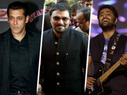 Babul Suprio Plays Crucial Part Salman Arijit Sing Rift Is He Supporting Arijit