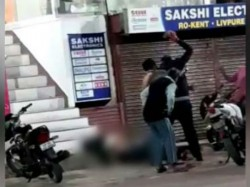 Law Student Thrashed Death A Group Men Outside Restaurant Allahabad