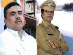 Subhendu Adhikari Will Not Give Answer The Allegation Made Bharati Ghosh