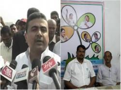 Subhendu Adhikari Alleges Their Leader Was Murdered Bjp Bhagabanpur Purba Medinipur