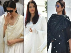 Sridevi S Last Rites Bollywood Stars Pay Homage The Actress