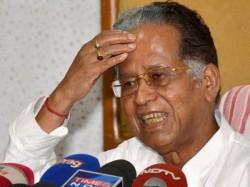 Congress Have No Chance Tripura Assembly Election Admits Assam Tarun Gogoi