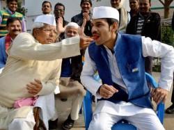 Nitish Kumar Let Ghosts Loose My House Alleges Rjd Leader Tej Pratap Yadav