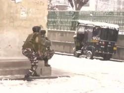One Jawan Succumbs Injuries Gunbattle As Terrorists Attack Crpf Camp Srinagar
