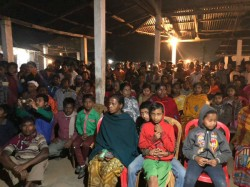 Muslims Tripura Did Not Go Pakistan After Independence Says Shahnawaz Hussain