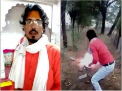 Rajasthan Man Who Killed On Camera Makes New Hate Videos From Jail