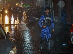 Indian Journalist Among 2 Arrested Maldives Controversy Continues
