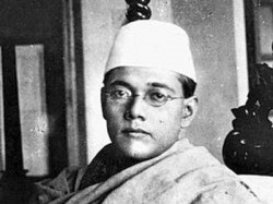 Now Netaji Subhas Chandra Bose S Statue Defaced Madhay Pradesh