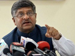 Ravi Shankar Prasad Warns Social Media Like Facebook Strong Action If Any Influence India S Election