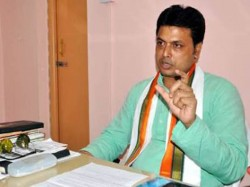 Elected Representative Has Quit After Bjp Came Power Tripura