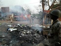 Tripura Vandalised Bjp Ipft Alliance Alleges Cpim