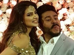 Raj Chakraborty Subhashree Ganguly Got Engaged A Private Ceremony Kolkata
