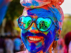 How India Celebrate Holi See The Photo Gallery