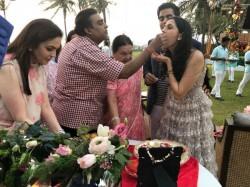 Akash Ambani S Engagement With Shloka Mehta See Pictures