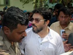 Rajnath Singh Calls Babul Supriyo Delhi Bjp Send Representative To Delhi