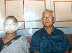 Unnatural Death Elderly Couple Parnashree S Beni Master Lane Area