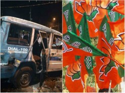 Bjp Leader Dilip Ghosh Criticises Trinamool Led State Government Over Asansole Subdivision Situation