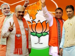 Bjp Has Grabbed The Power Tripura Overthrowing 25 Years Cpm Government