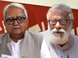 West Bengal State Committee Cpm Excludes Buddhadev Bhattacharya Shyamal Chakraborty