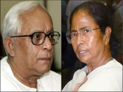 Mamata Banerjee Wishes Budhdhadeb Bhattacharya On His Birthday