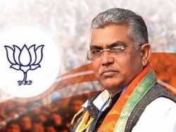 Dilip Ghosh S Goal Is End The Rule Mamata Banerjee West Bengal After Tripura