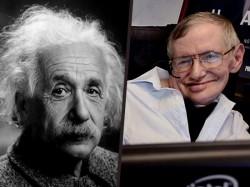 The Similarities Between Albert Einstein Stephen Hawking