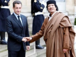 Ex French President Sarkozy Held On Gadhafi Financing Claims