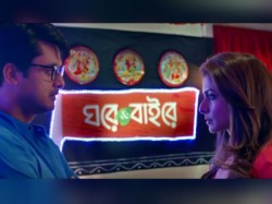 New Bengali Film Ghore Baire Inspired Rabindranath Tagore S Novels