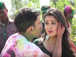 Holi Mein Gst Jor Ke Nirahua Amrapali Dubey S Bhojpuri Song Released