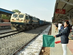 Chandragiri Station South Central Railway Is Now All Women Railway Station