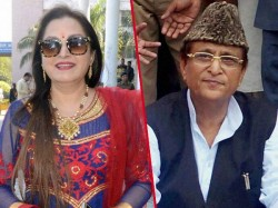 While Watching Padmaavat Khilji S Character Reminds Her Azam Khan Says Jaya Prada