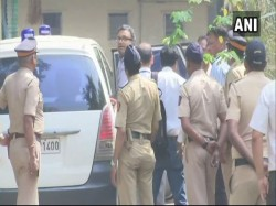 Karti Chidambaram Indrani Mukherjea Face Off Mumbai Byculla Jail On Charges Corruption