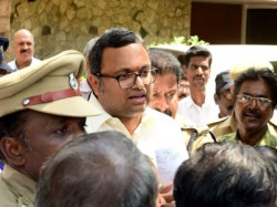 Karti Chidambaram Grants Anticipatory Bail On Aircel Maxis Case