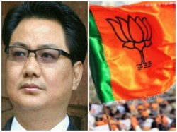 Beef Is Not An Issue Us Focus Is On Development Says Bjp Leader Kiren Rijiju