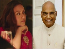 Rani Mukherjee S Hichki Be Shown At Rashtrapati Bhavan