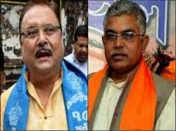 Madan Mitra Criticizes Bjp State President Dilip Ghosh On Ramnavami Controversy