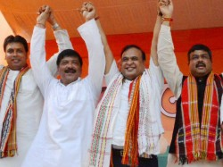 Bjp Has Occupied Tripura The Free Land Trinamool Congress After Leaving Party Of Mukul Roy
