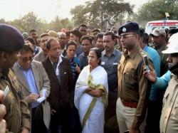 Cm Mamata Banerjee Changes Safe Drive Save Life Slogan Slow Drive Save Life