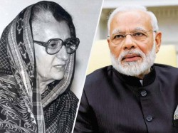 Narendra Modi Beat Indira Gandhi Terms State Ruled Party Centre