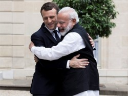 To Counter China The Indian Ocean India France Come Close Each Other