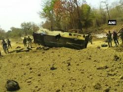 Naxal Attack At Chattisgarh S Sukma Kills 8 Crpf Jawans