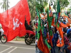 Bjp Set Overturn Left Front S 25 Years Rule Tripura
