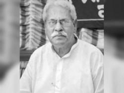 Former Minister Actor Pratim Chatterjee Passes Away At Saltlke