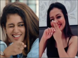 After Priya Prakash S Wink Act Now Neha Kakkar Releases Video Went Viral