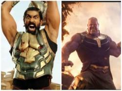 Rana Duggubati Be Part Avengers Infinity War